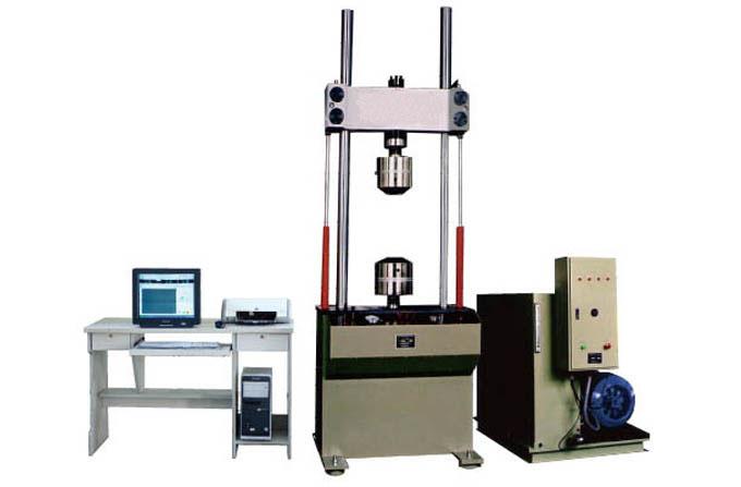 唯品试验机生产的电液伺服动静万能试验机主要技术参数