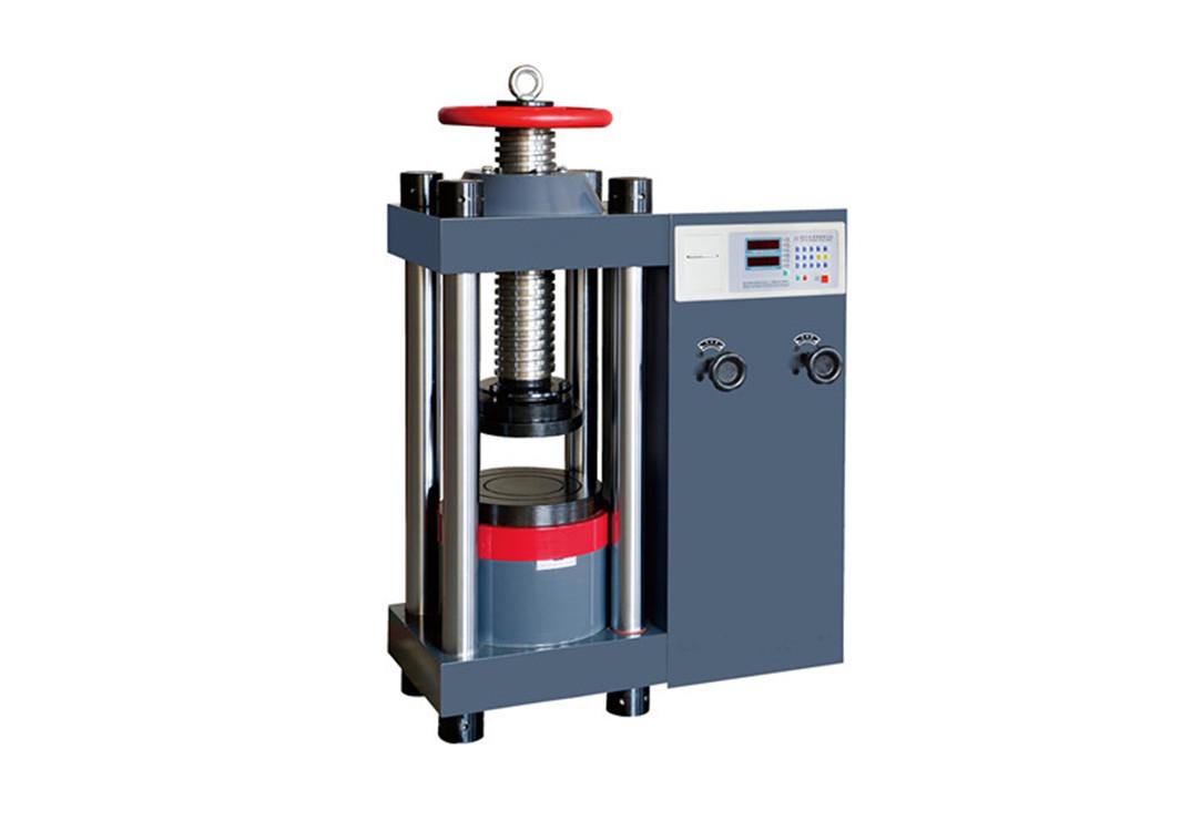 关于YES-2000数显式压力试验机的知识介绍