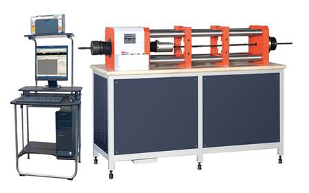 钢绞线松弛试验机检测过程